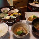 Kaisekichayamizuoto - 朝食
