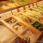 鍋ぞう - 野菜市場