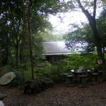 岩戸観光ガーデン - 母屋の建物