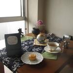 ブランシュ・ネージュ - 白雪姫のおやつ スフレ・チーズ焼き