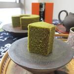 SNOOPY茶屋 由布院 - 濃茶バウム
