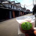 kashidokorokikuya - 町屋とあいすどら!