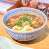 Torisobaoota - 料理写真:とりそば 玉子入り (670+100円) '14 7月下旬
