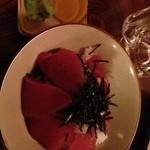 糸満屋 - マグロ茶漬け