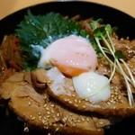 29784652 - 地鶏のきじ焼丼 800円