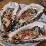 仙力 - 牡蠣