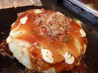 お好み焼き本舗 多摩境店 - もちチーズ玉