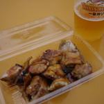 29786605 - 信州福味鶏の美味だれ焼き鳥~☆