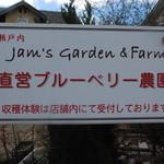 29787816 - ブルーベリー農場を併設しています。
