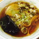 麺山 - おこちゃまラーメン 420円