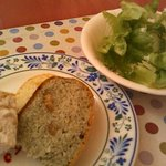 イル・メルカート - パンとサラダは食べ放題
