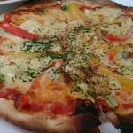 29790605 - 那須高原の野菜とガーリックのピザ