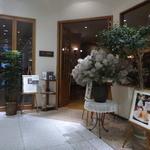 ホシヤマ珈琲店 - 華やかな店頭