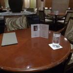 ホシヤマ珈琲店 - マイテーブル
