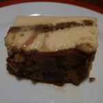 ホシヤマ珈琲店 - チーズケーキアップ