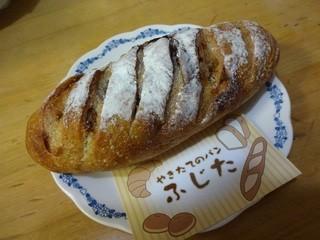 パンヤ ふじた - パン・オ・フィグ