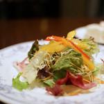 フルーツダイニングパレット - サラダ