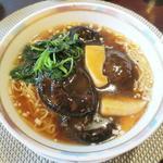 中国料理 柳城 - 料理写真:椎茸入りスープそば