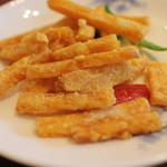 涵梅舫 - カボチャの塩漬け卵黄炒め