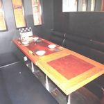 和魂洋才eN - 6~8人席 テーブル席