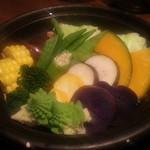 タイーム - 2014年8月 野菜タジン蒸し
