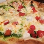 イタリア酒場料理 チーナ邸 - ハーフ&ハーフ チーズたっぷりで美味しい〜♥︎