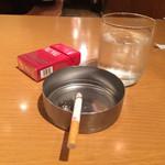 給食当番 - 分煙でした♪失礼して♪
