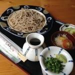 駿 - 皿そば