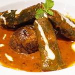 アルミーナ - 野菜の詰め物