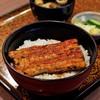 彦 - 料理写真:鰻丼(並)