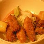 洋食katsui - 牡蠣フライ サマースタイル