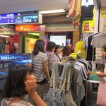 紅磡  - お店は一階に雑貨店のあるビルの2階にります・・