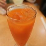 パーラーみかど - 野菜ジュース
