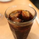 パーラーみかど - アイスコーヒー