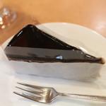 パーラーみかど - ベルギー産チョコレートの濃厚ショコラ