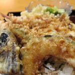 日本料理 旬坊 - 海老天重
