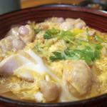 日本料理 旬坊 - 親子丼