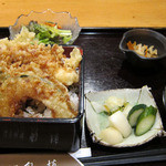 日本料理 旬坊 - 海老天重膳