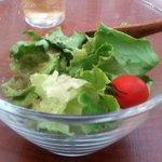 YEBISU DINING - サラダ(2014.8)