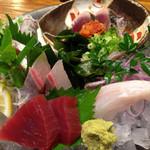 Kitayoshi - お刺身の盛合せ