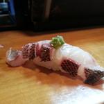 寿司割烹 西村 - にぎりでイサキ