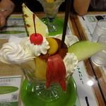 竹とんぼ - プリンパフェ