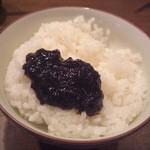 ちとせ屋 - on the rice