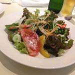 29809545 - ランチの野菜サラダ