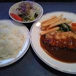 2981159 - 豚ヘレ肉のサンジェルマンセット