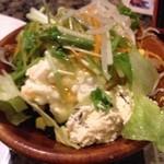 焼にく 和牛食堂 - 食べ放題のサラダと野菜!
