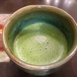 Urth Caffé - 抹茶エスプレッソ SMALL