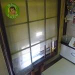 立石バーガー - 「立石バーガー自動販売機?」の裏側