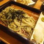 越後長岡 小嶋屋 - 磯の香りが心地よいへぎ蕎麦です
