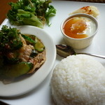 カフェ・オリーブ - 料理写真:Aランチ980円